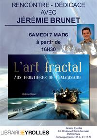 Livre L'art fractal : aux frontières de l'imaginaire