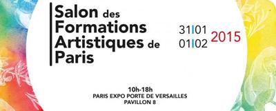 Salon des formations artistiques librairie eyrolles for Porte de versailles salon formation artistique