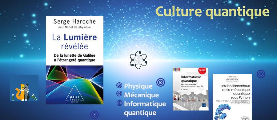 Culture quantique