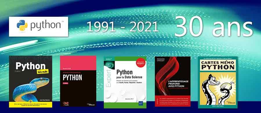 Bannière Python