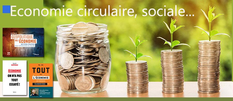 Bannière Economie circulaire sociale