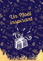 Idée cadeaux pleines d'inspiration